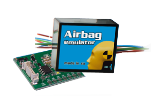 Airbag emulators