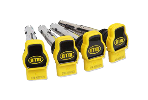 DTM Yellow Ignition Coils