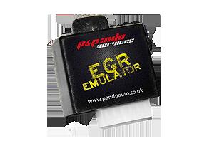 EGR emulators