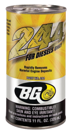 244 diesel fuel system cleaner