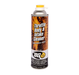 BG406 throttle body and intake cleaner