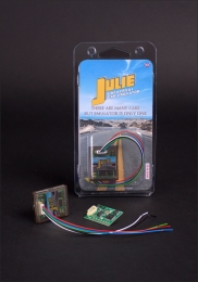 Julie Universal immobiliser and airbag emulator