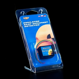 Mazda airbag seat occuopancy sensor emulator 12