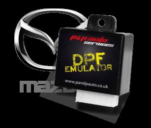Mazda DPF Emulator - Denso ECU