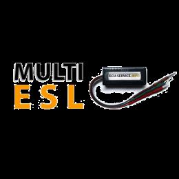 Multi ESL W204 - W207 - W212 - W176 - W246 Merdedes and Crafter