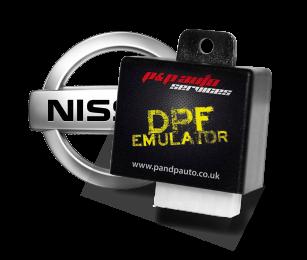 Nissan DPF Emulator - Denso ECU