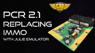 PCR2.1 Simos 1.6TDI Immobiliser emulator