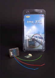 TMS 374 immobiliser emulator