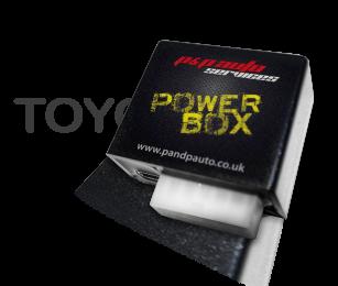 Toyota Hiace power tuning box
