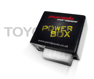 Toyota Hilux power tuning box