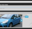 Citroen C4 Picasso diagnostocs with CDIF3