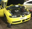 Seat Leon FR 1.9 tdi - engine ecu remap