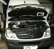 mercedes sprinter dpf and engine management diagnostics