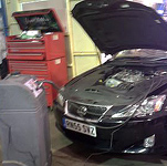 lexus is220 dpf delete lexus dpf regeneration lexus dpf clean filter lexus diesel particulate filter removal